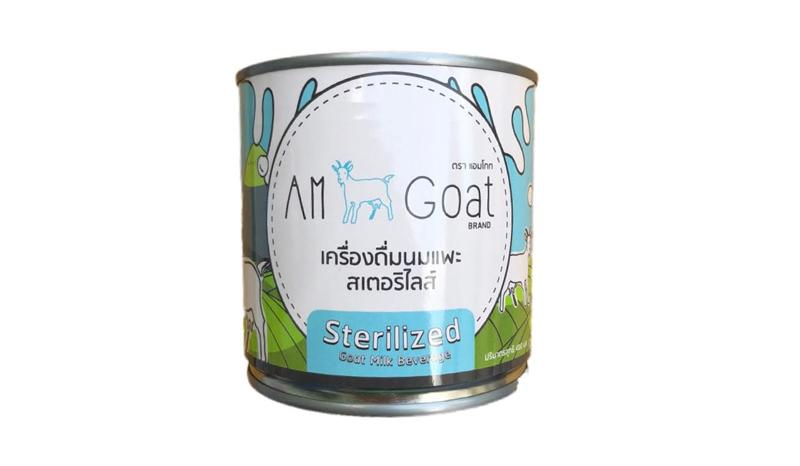 AM Goat Milk