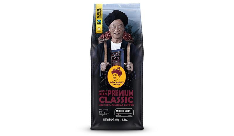กาแฟดอยช้าง Doi Chaang Premium Classic