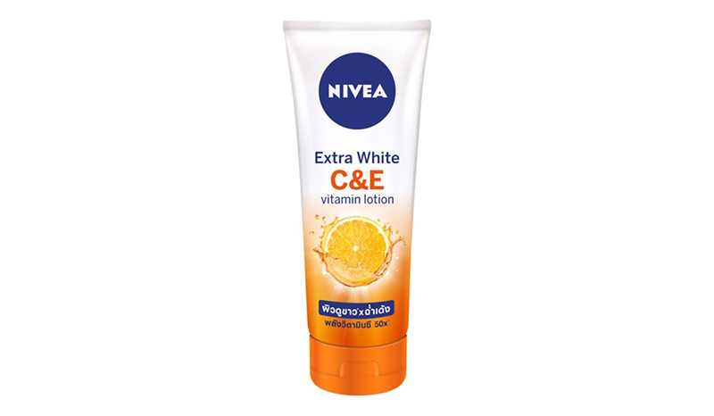 NIVEA Extra White C and E Vitamin Lotion