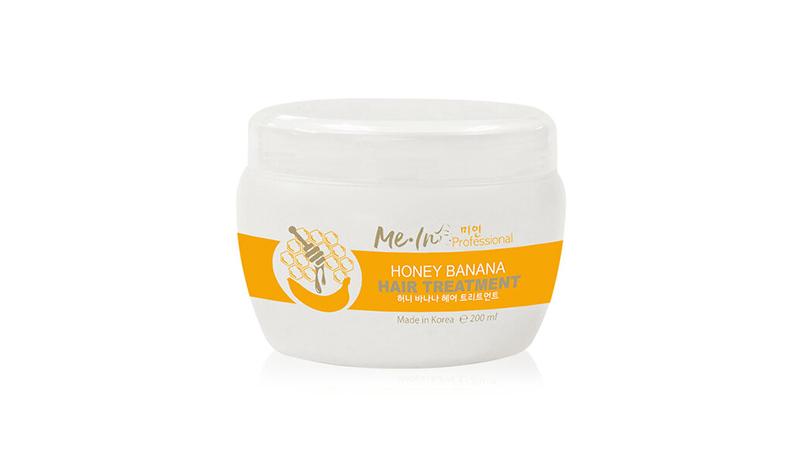 ME-IN – Honey Banana Hair Treatment