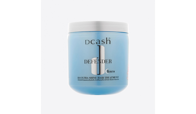DCASH – Defender 3D Extra Shine Hair Treatment
