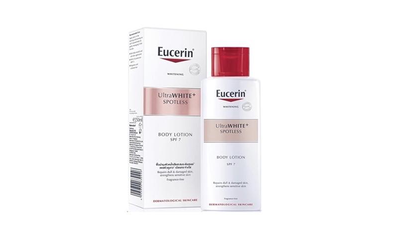 Eucerin UltraWHITE+ Spotless Body Lotion SPF7