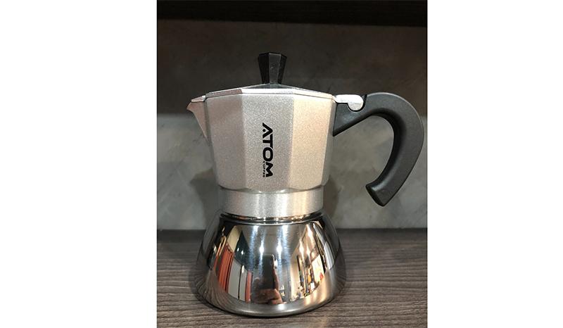 Moka Pot ATOM COFFEE รุ่น  Hybrids (ไฮบริด)