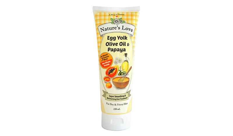 NATURE'SLOVE – Super Smoothing & Moisturizing Hair Treatment