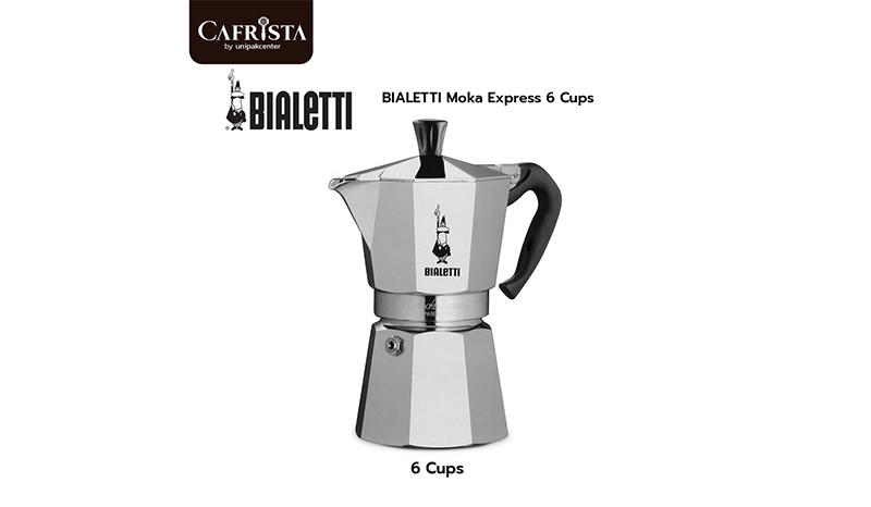 หม้อต้มกาแฟ Bialetti Moka Pot