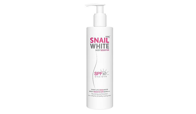 Snail White Namu Life Snailwhite Body Booster