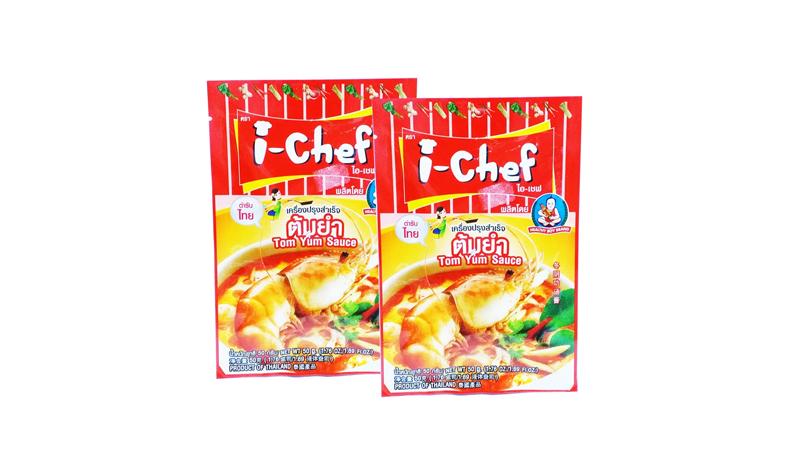 I-Chef เครื่องปรุงต้มยำสำเร็จ