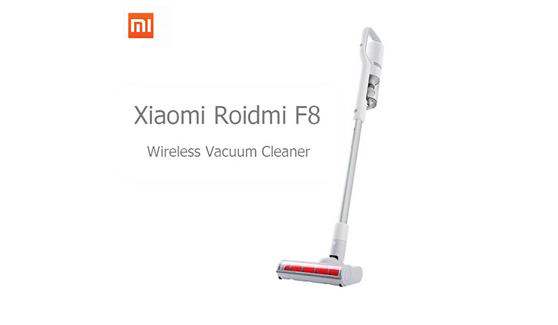 RoidmiF8 Handheld Wireless Vacuum Cleaner