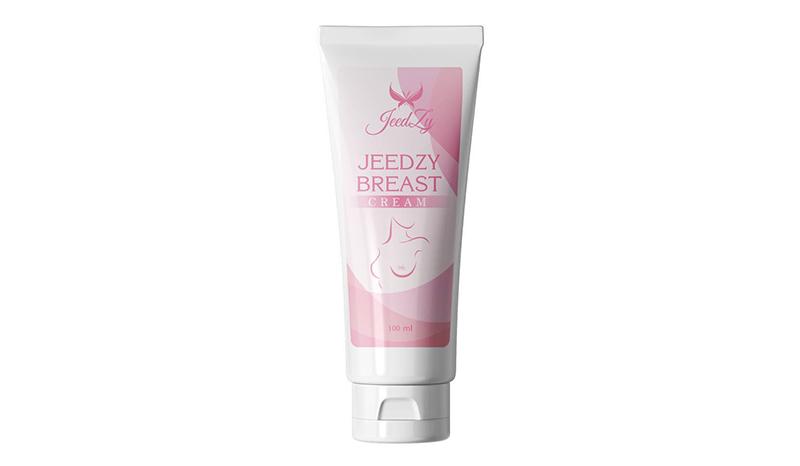 New Jeedzy Breast Cream ขนาด 100 ml