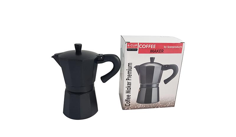 หม้อต้มกาแฟ Scanproducts Moka Pot