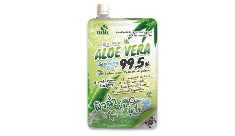NNK Aloe Vera Soothing Gel