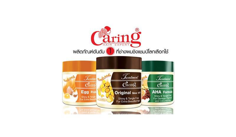 Caring – Treatment Original