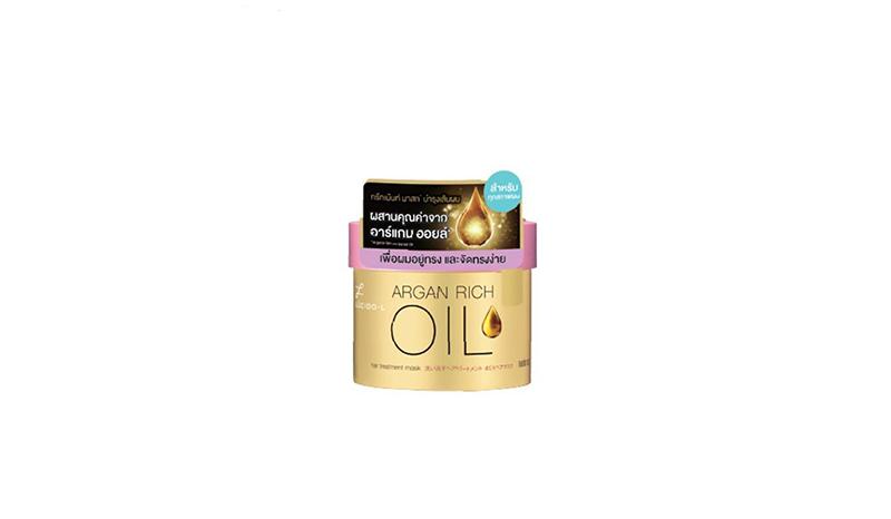 LUCIO-L – Hair Treatment Mask Argan Rich Oil